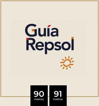 Premio vino - Guía Repsol